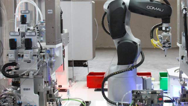 MaGyc Srl-Robot